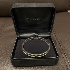 Tiffany & Co Silver Bangle